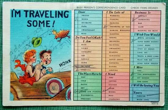 postcardchecklist