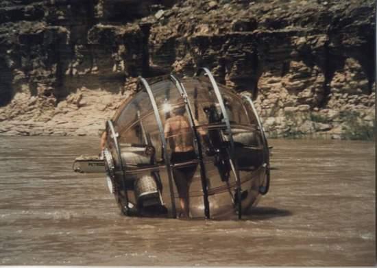 wayne wilson s water wheel glen canyon 1959 photo by charles