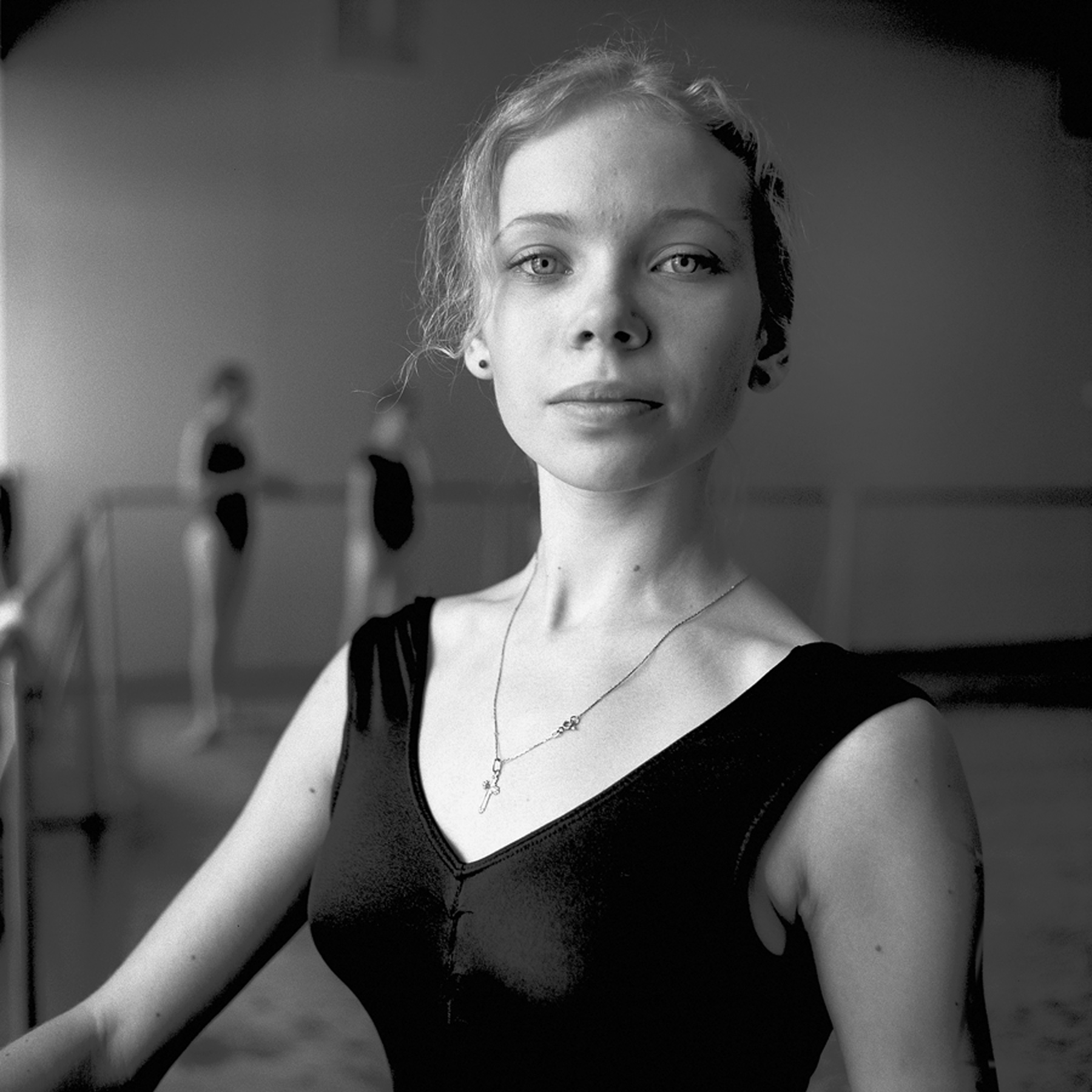 Little yuong russian nude Young Ballerina