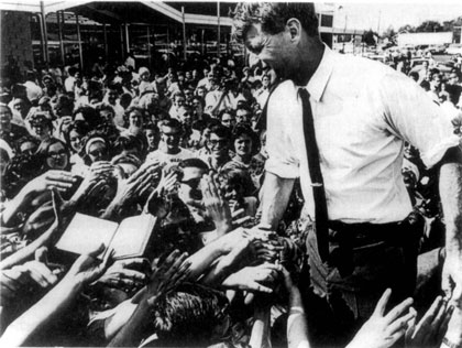 Image result for rfk in kansas