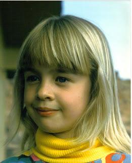 Vanessa Pierson, age 10.