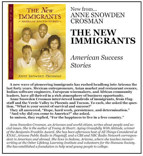 http://www.amazon.com/New-Immigrants-Anne-Snowden-Crosman/dp/1937454118/ref=sr_1_3?s=books&ie=UTF8&qid=1369915870&sr=1-3&keywords=anne+crosman