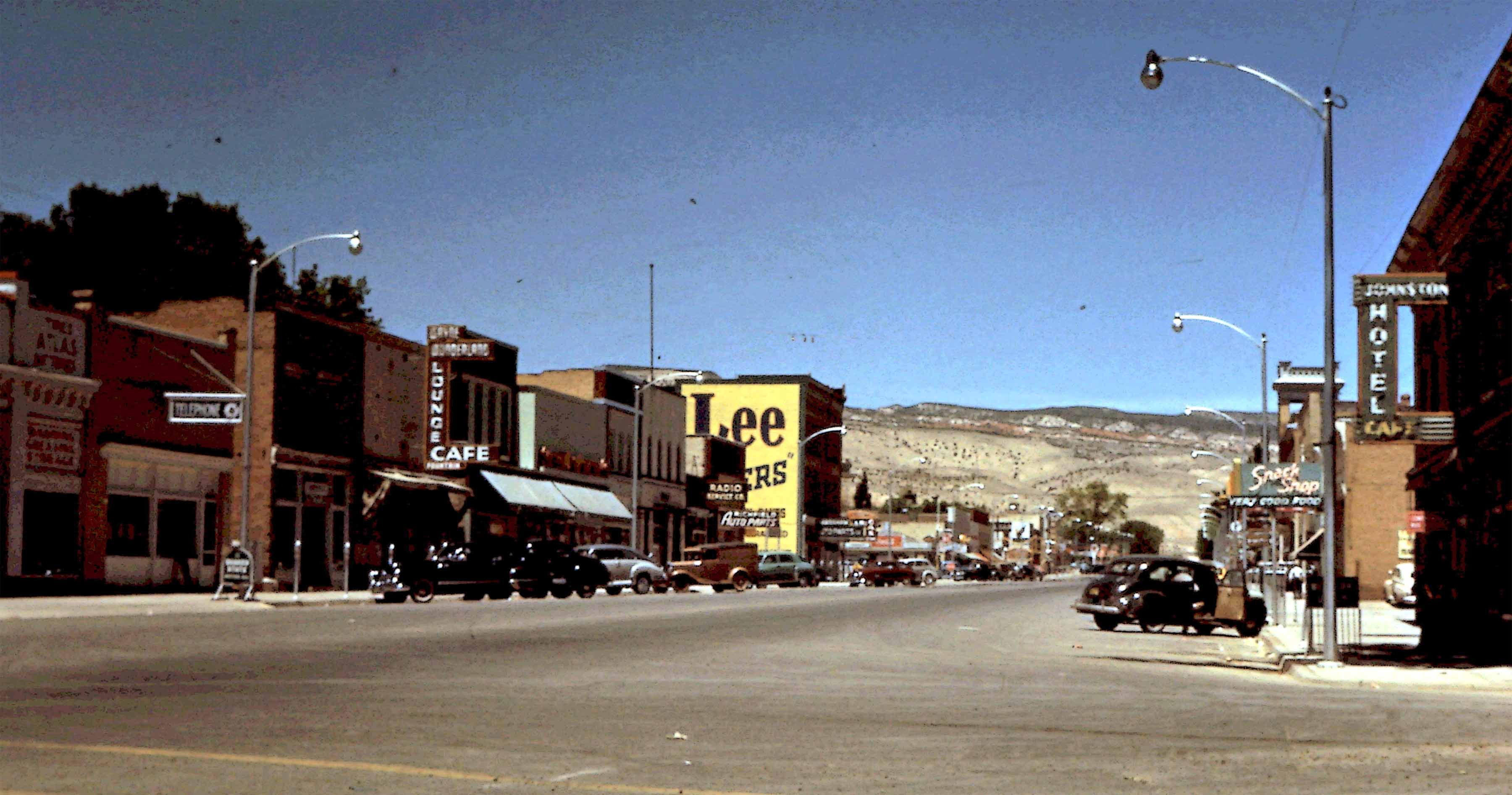 Photos from herb cities towns of the west including for Utah rural housing