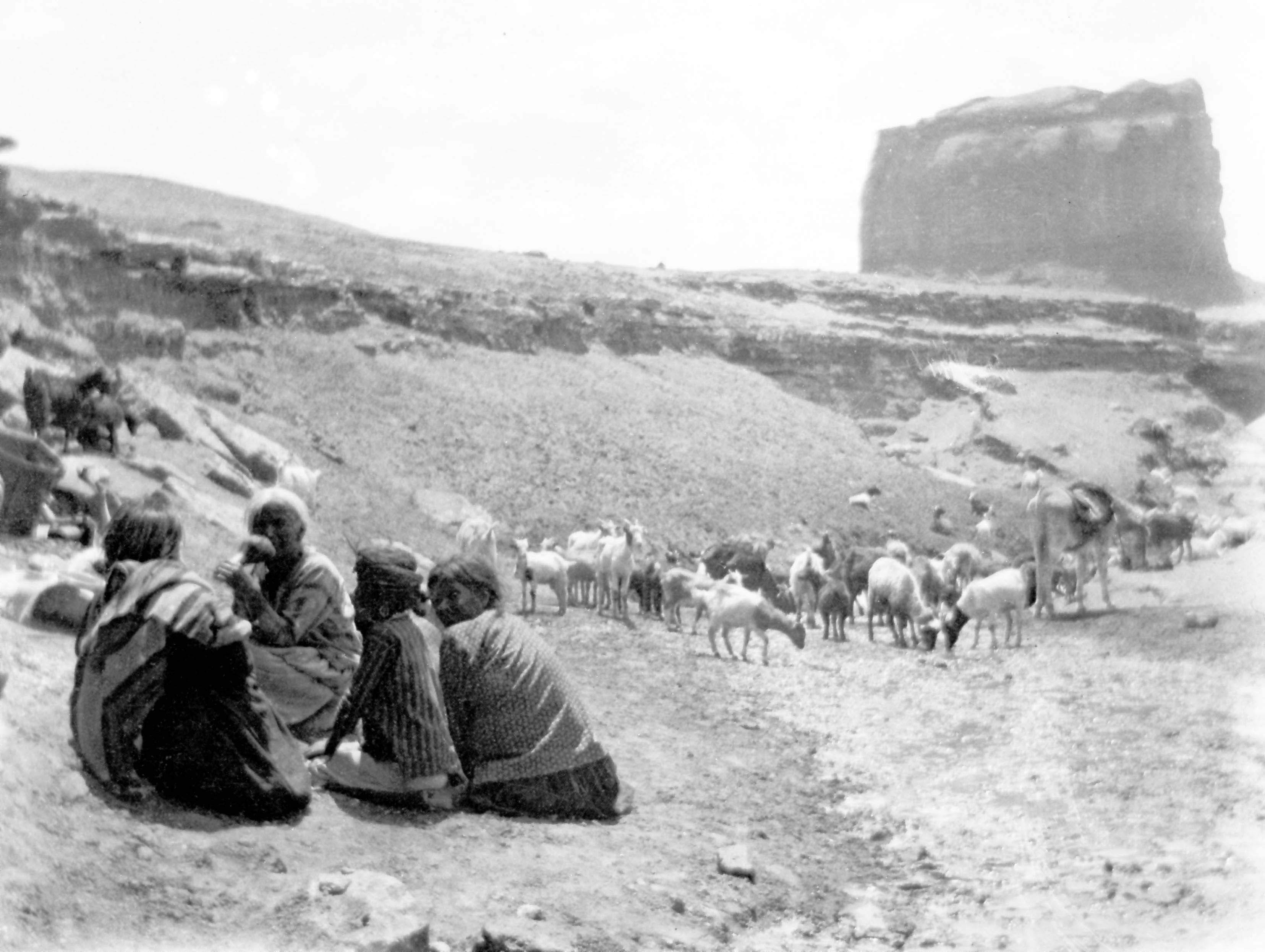 """The Wetherills' Navajo friends believed in the importance of staying connected with nature"""