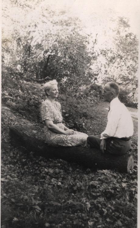 Frank and Susan Montfort.