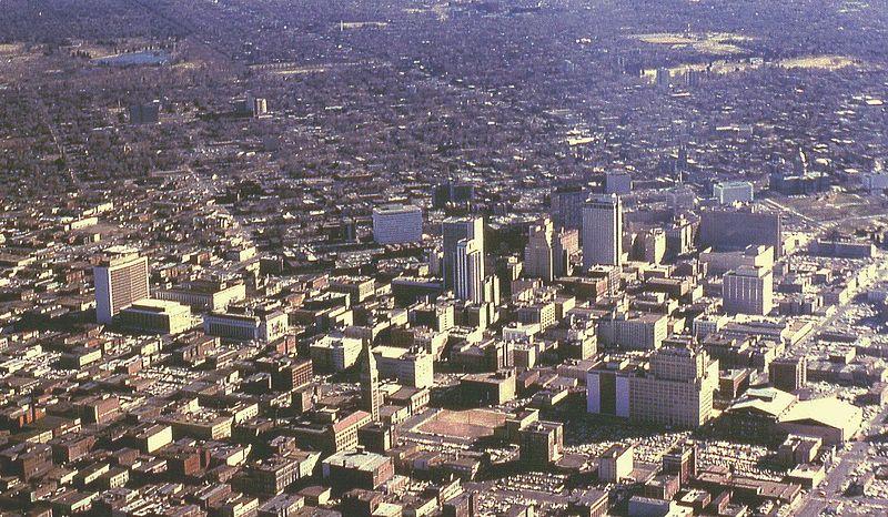Denver in 1966.