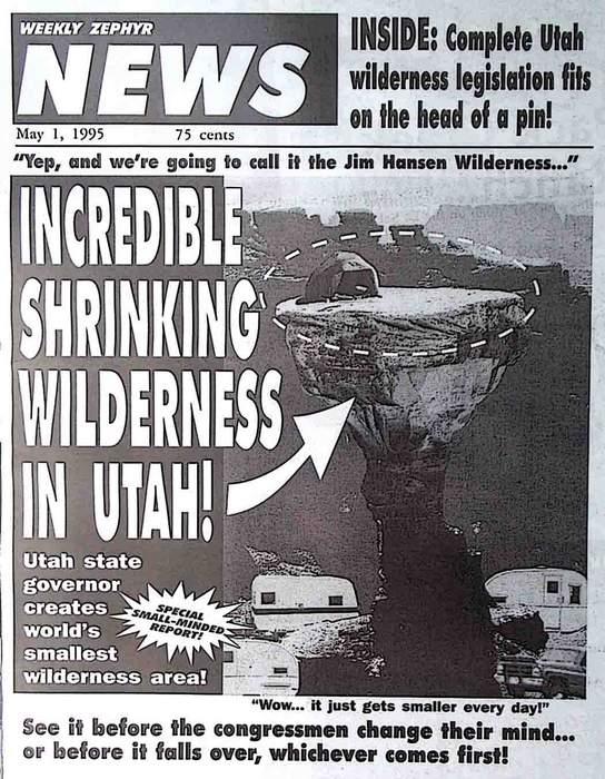 May 1995.