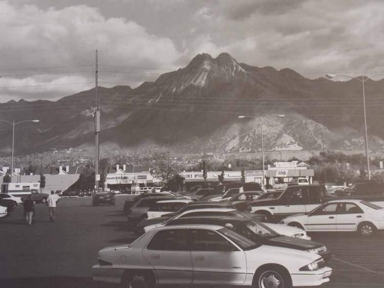 60 Years Later, Viewed from Murray, Utah.
