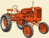 Allis Chalmers Tractor.