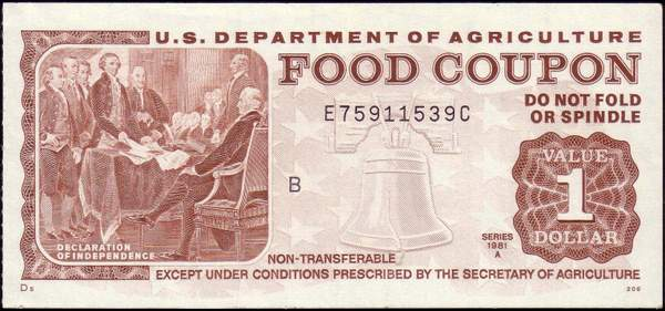 Food Stamps Bills Help