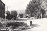 Main Street Moab in 1922.