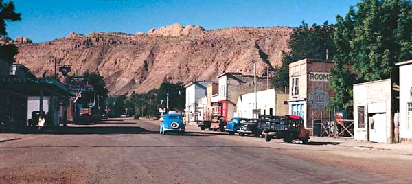 Moab in the 1950s