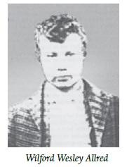 Wilford Wesley Allred.