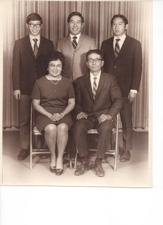 The Mikuni Family