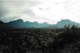 Chisos Mountains.