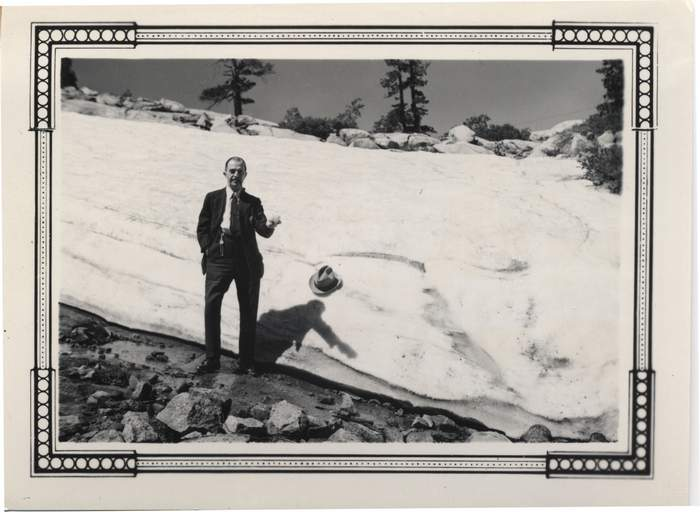 Mt Rose. Herb Ringer's father, Joseph.