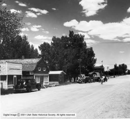 Monticello, UT in the 50s