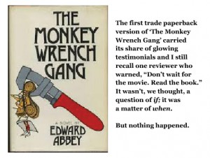 monkey wrench gang characters