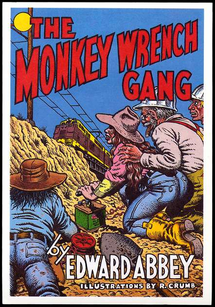 A Monkey Wrench Gang Essays - image 10