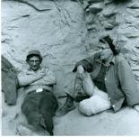 Sleight and Edna Fridley.