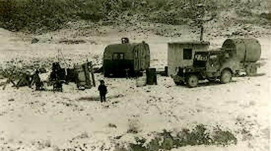 The Steens' Camp