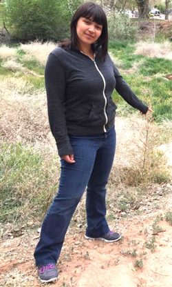 Heila Ershadi. Photo c/o the Moab Sun News.