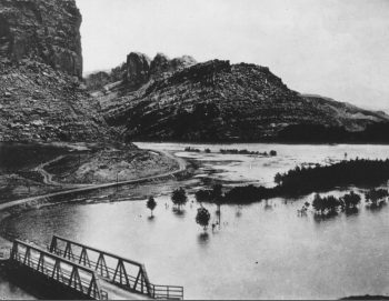 Moab Flooding 1917.