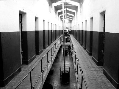 End of the World Prison. By Luis Argerich from Buenos Aires, Argentina via Wikimedia Commons