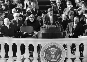 US-POLITICS-INAUGURATION-KENNEDY