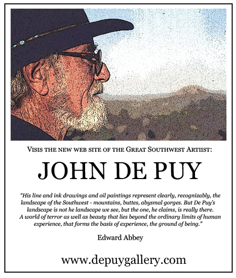 John De Puy http://www.depuygallery.com