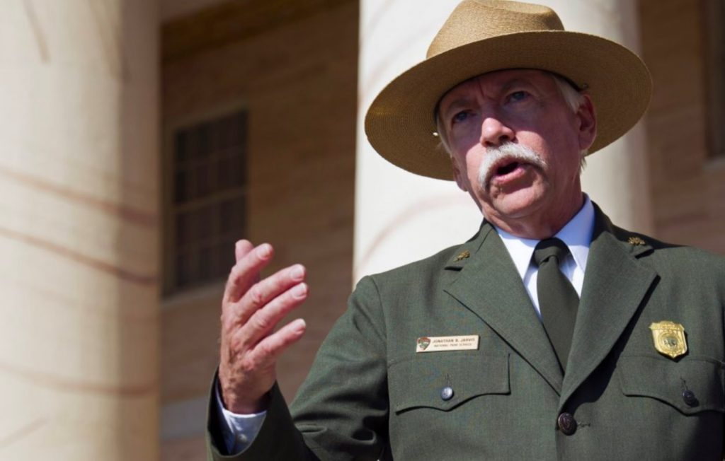 Jon Jarvis was director of the National Park Service during President Obama's tenure. (Federal News Network)