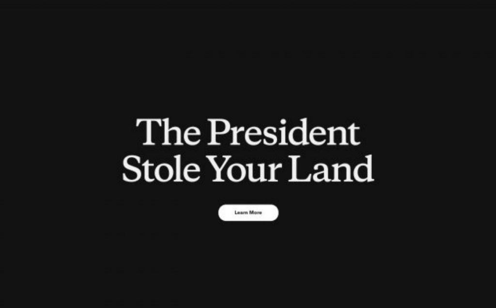 Patagonia's contribution to the Bears Ears' debate.