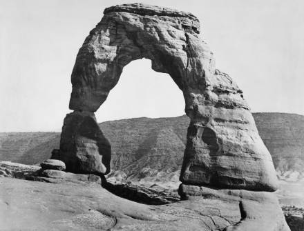Delicate Arch. Photo by Harry Reed