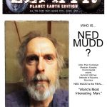 October November 2019 cover Ned Mudd