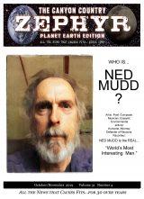 October November 2019 cover Ned Mudd