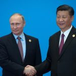 Putin and Xi at Belt and Road international forum