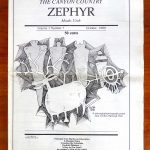 Zephyr Cover October 1989