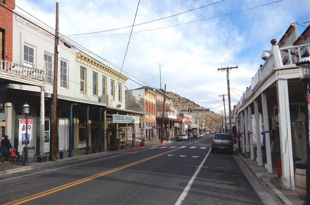 C Street in 2019. Photo by Jim Stiles