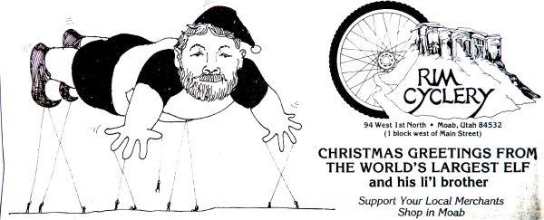 Rim Cyclery 1989