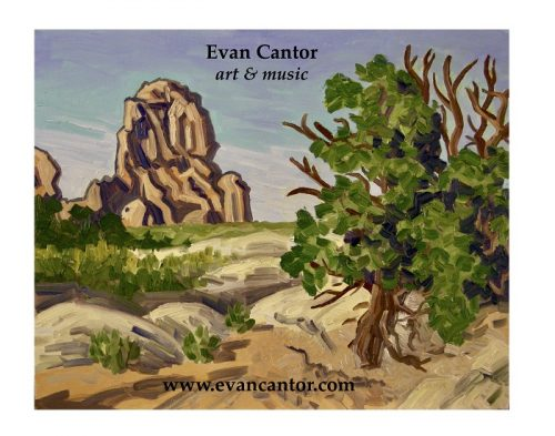 Evan Cantor Ad