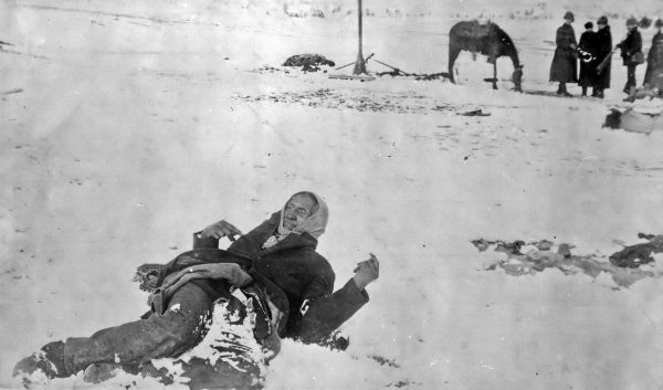 Wounded Knee, SD
