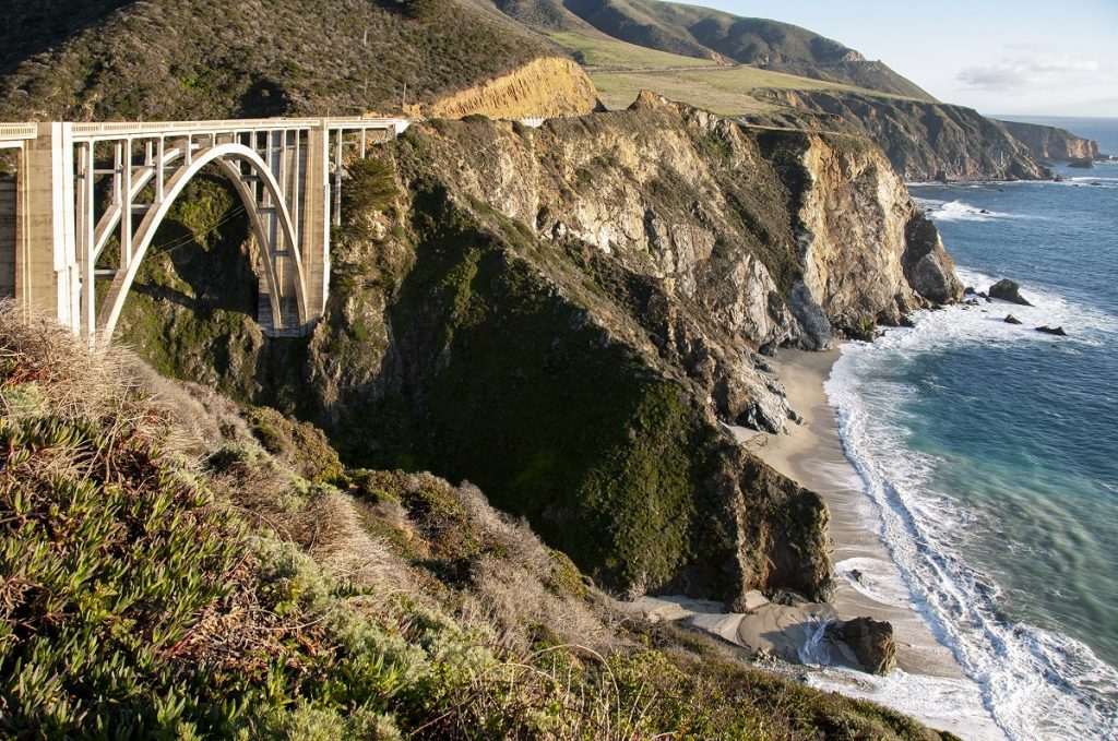 Bixby Bridge. Photo by Paul Vlachos