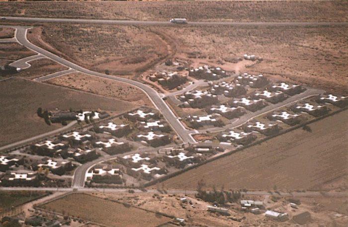 rim village aerial
