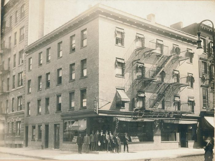 Hotel Santa Lucia. 82 Bank Street. New York, NY
