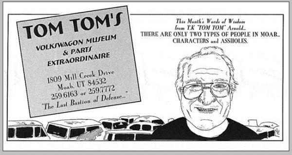 tom tom ad 1999