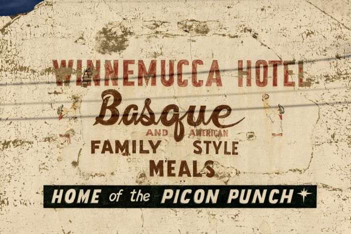 Winnemucca Basque Hotel. Photo by Paul Vlachos