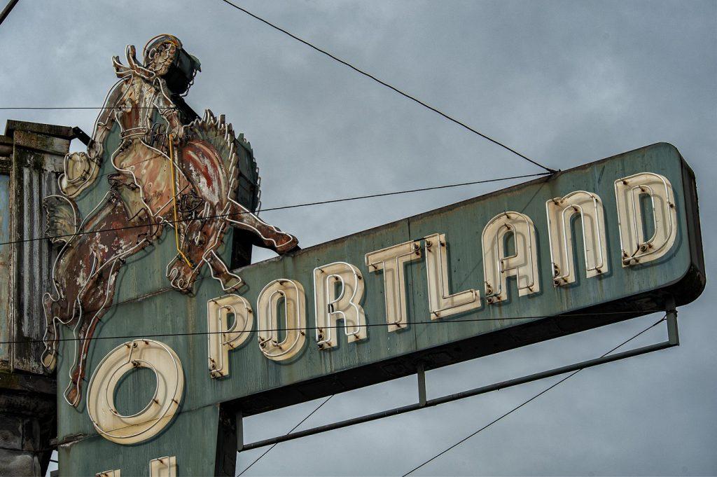 Portland, Oregon - 2011. Photo by Paul Vlachos