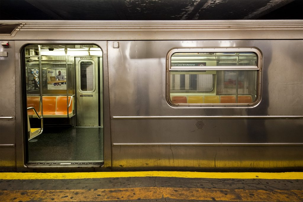 The New York Subway  System- 2016. Photo by Paul Vlachos