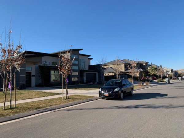 large houses in Little Valley