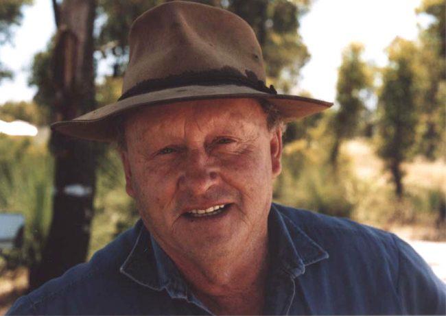 John Wringe. Western Australia Farmer. Castledene